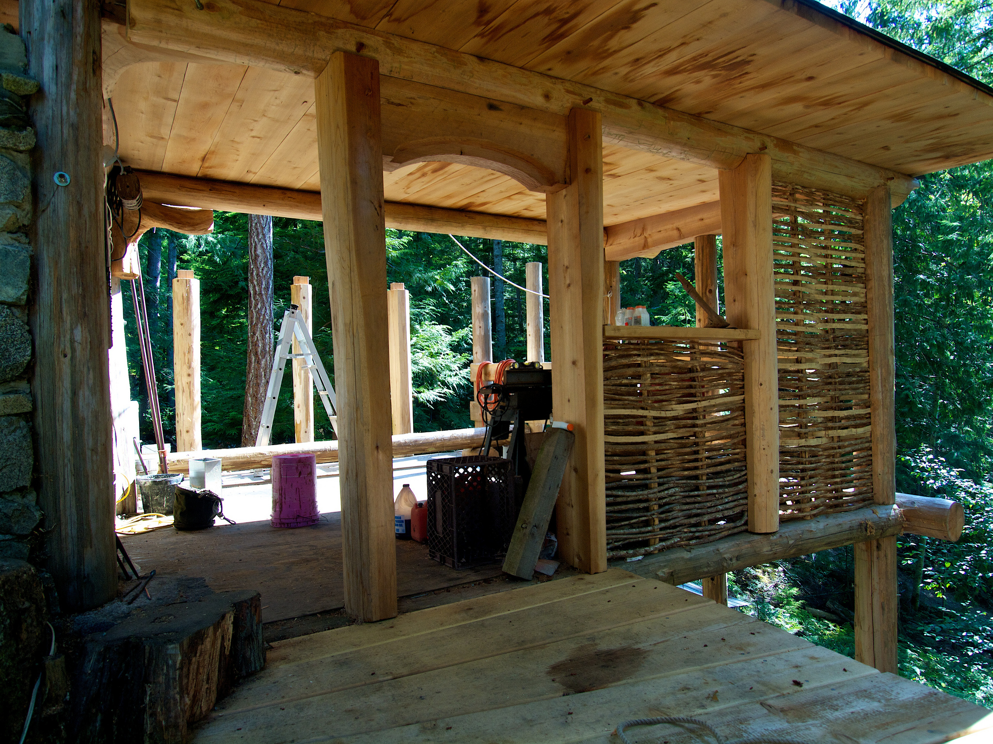 Funkcjonalne domy drewniane